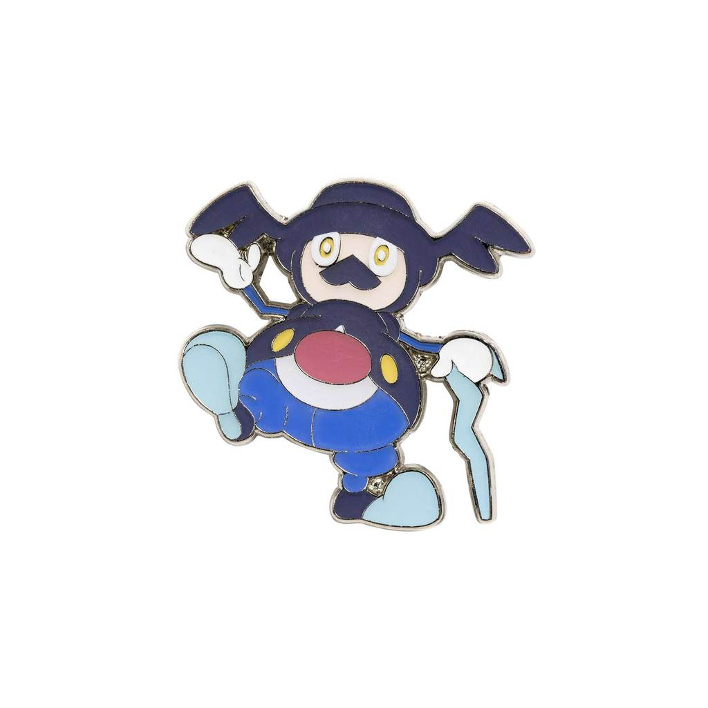 Pokémon - Shining Fates Mad Party Pin Collection - Galarian Mr. Rime