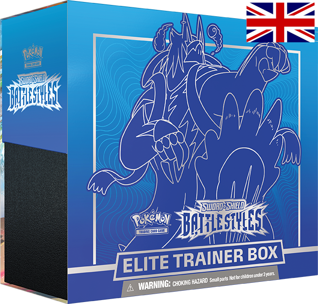 Pokémon - Battle Styles Elite Trainer Box