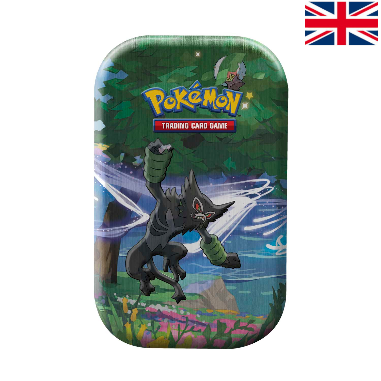 Pokémon - Shining Fates Mini Tin - Zarude
