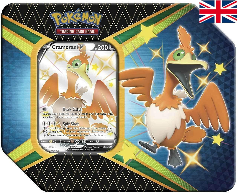 Pokémon - Shining Fates Tin - Cramorant