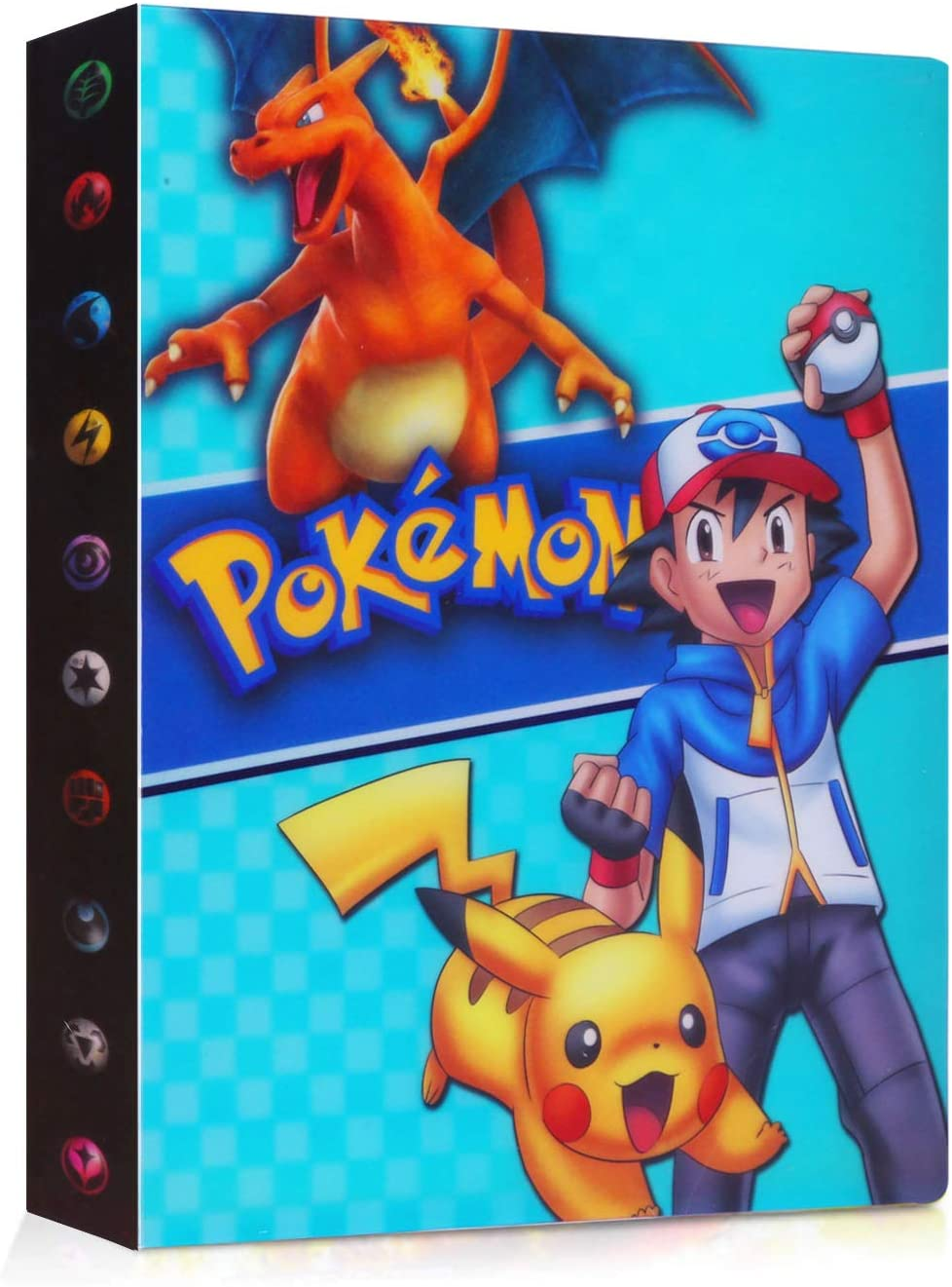 Pokémon - TAUSCHALBUM Ash Ketchum