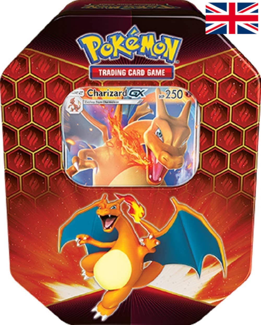 Pokémon - Hidden Fates Tin - Charizard GX