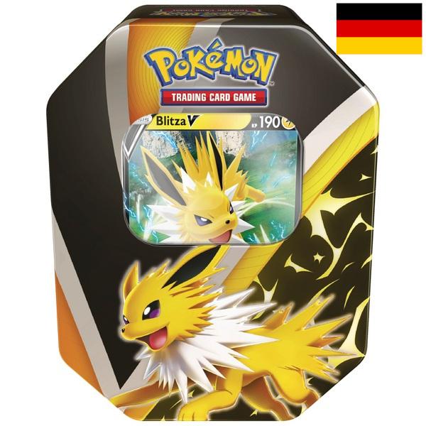 Pokémon - Tin-Box Evoli-Entwicklungen Blitza-V