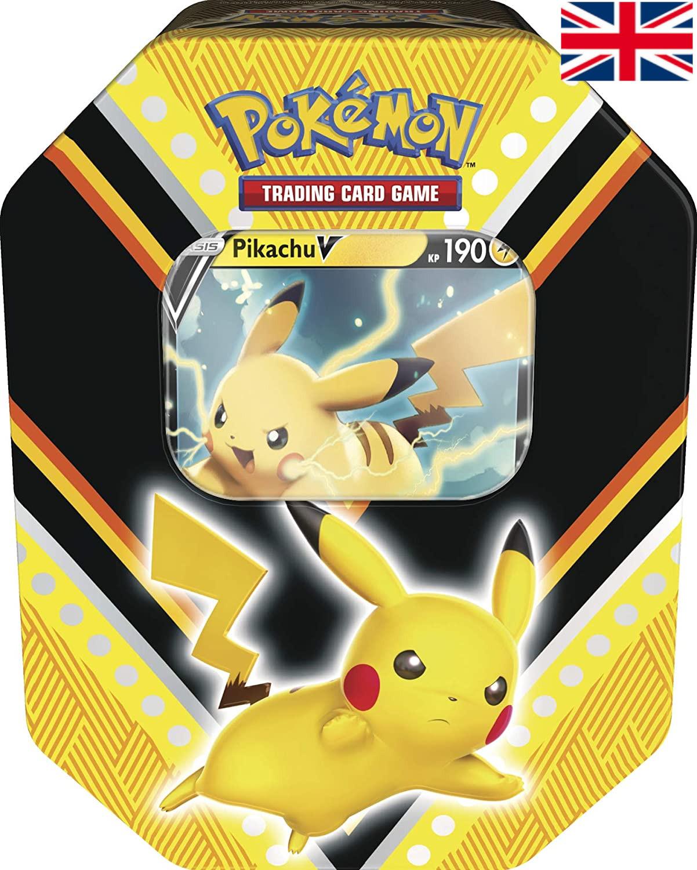 Pokémon - Fall 2020 V Powers TIN - Pikachu-V