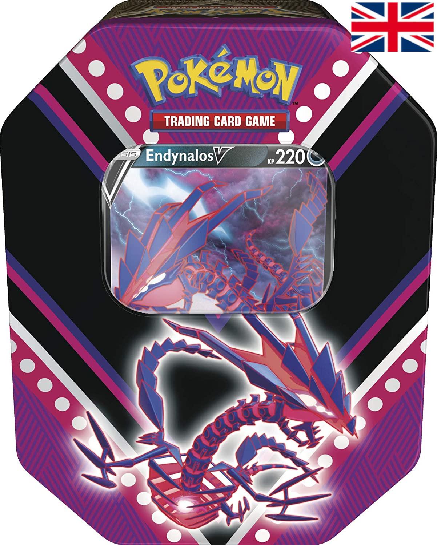 Pokémon - Fall 2020 V Powers TIN - Endynalos-V