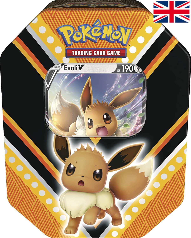 Pokémon - Fall 2020 V Powers TIN - Evoli-V