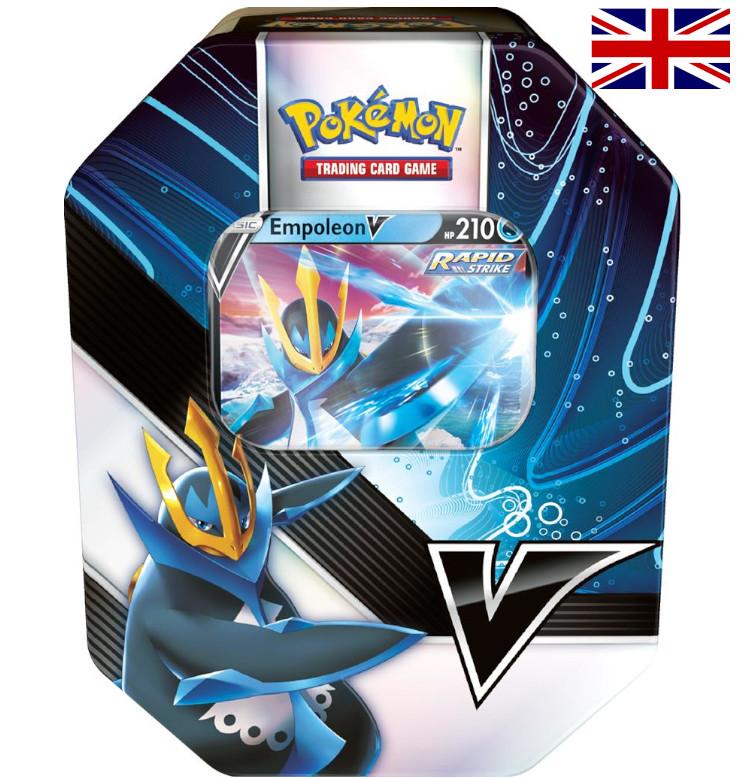 Pokémon - Summer 2021 TIN (Empoleon V)