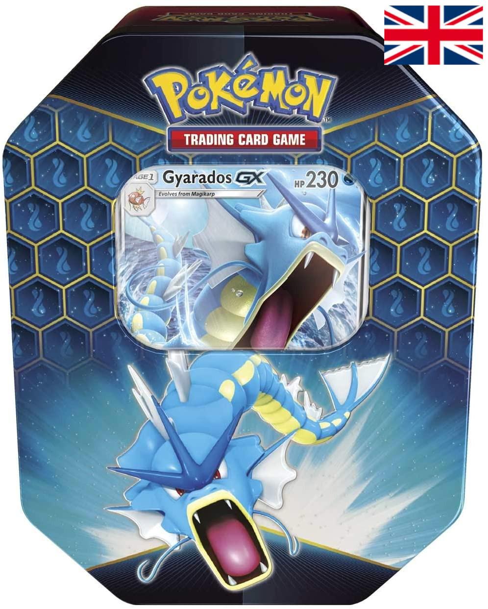 Pokémon - Hidden Fates Tin - Gyarados GX