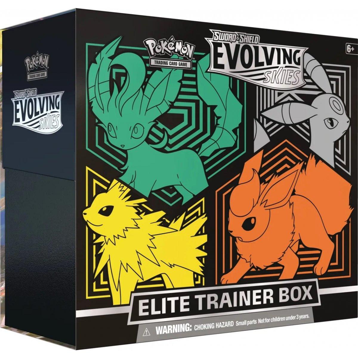 Pokémon - Evolving Skies Elite Trainer Box