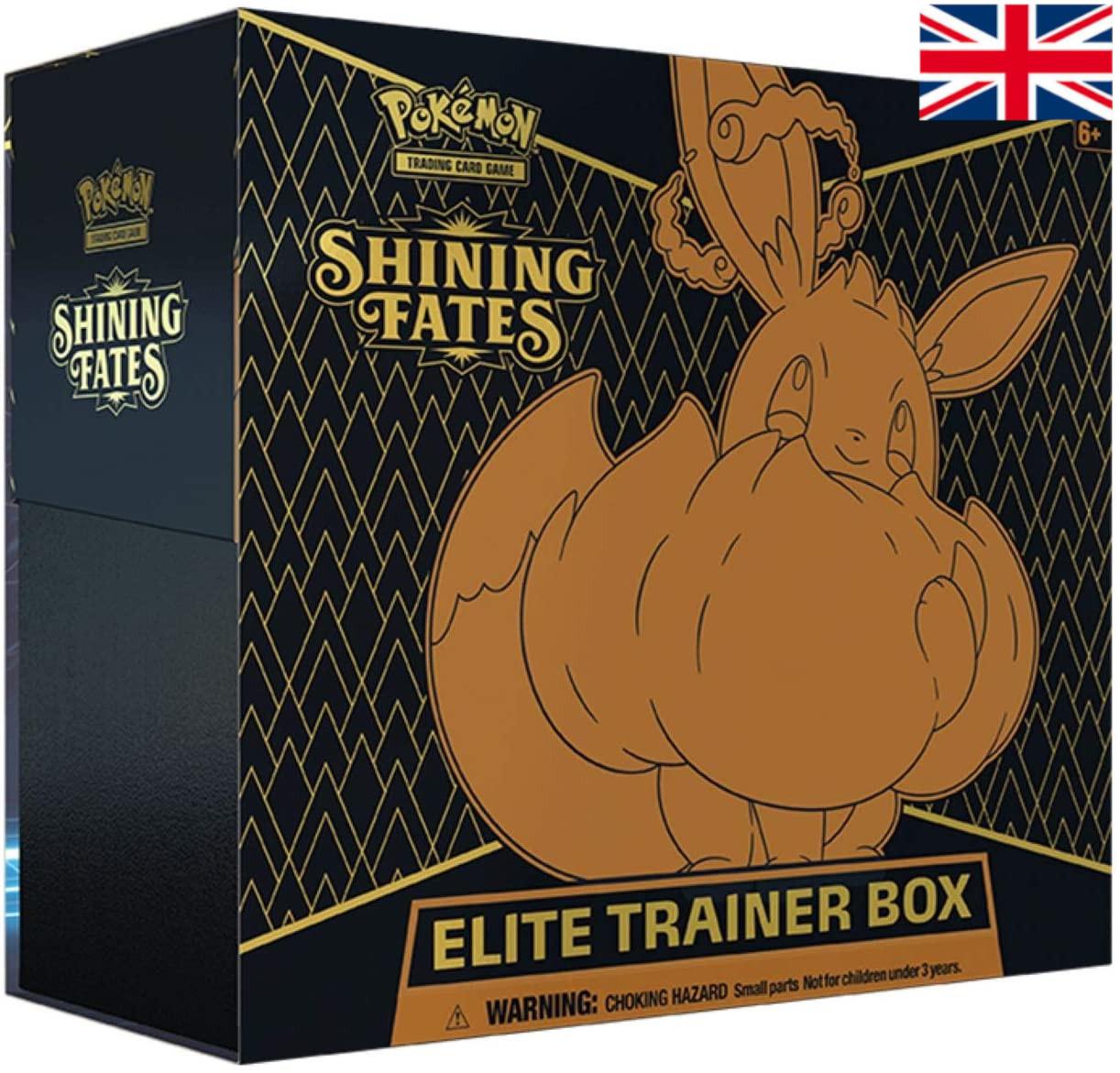 Pokémon - Shining Fates Elite Trainer Box